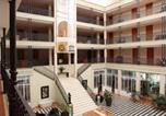 Hôtel Mérida - Gran Hotel Aqualange - Balneario de Alange-1