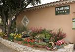 Camping avec Piscine Nages - Camping L'Oliveraie-2