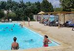 Camping avec Piscine couverte / chauffée Vaison-la-Romaine - Camping La Résidence d'été-1