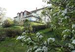 Hôtel Friedrichroda - Landhotel Burgenblick-4