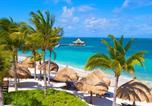 Hôtel Puerto Morelos - Desire Riviera Maya Pearl Resort-2