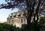 Hôtel Saint-Martin-des-Combes - Les Magnolias-3