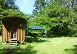 Camping Newquay - Dartmoor Shepherds Huts-1
