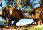 Location vacances Olmeto - Cabane Dans les Arbres-3