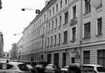 Hôtel Moscou - Day and Night Hostel-1