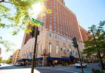 Hôtel Milwaukee - Hilton Milwaukee City Center-1