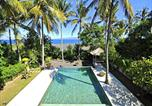 Location vacances Sidemen - 3-bedroom Beach Front Villa, 10 mins to dive sites-2