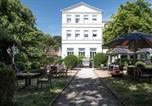Hôtel Wangerland - Parkhotel Wangerooge-1