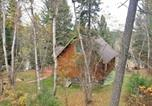 Location vacances Columbia Falls - Riverfront Hungry Horse House - Large Deck and Canoe-2