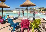 Camping 4 étoiles Marseillan - Camping Les Méditerrannées Beach Garden-2