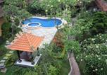 Location vacances Kuta - Suka Beach Inn-2