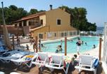 Camping avec Spa & balnéo Bouches-du-Rhône - Camping Lou Cigalon-3