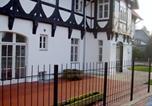 Hôtel Wunstorf - Hotel Am Burgmannshof-4