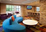 Hôtel Lawrence - Fairfield Inn & Suites Indianapolis East-4