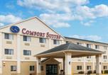 Hôtel Terre Haute - Comfort Suites-3