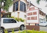 Hôtel Honduras - Hotel Casa Inn Del Valle-3