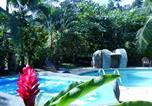Location vacances Cahuita - Le Colibri Rouge Appartement-1