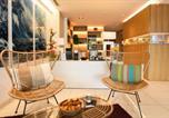Hôtel 4 étoiles Biarritz - Mercure Président Biarritz Plage-2