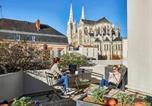 Hôtel Chambretaud - Ibis budget Cholet Centre-2