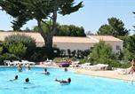 Camping Loix - Camping Le Suroit-1