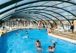 Camping avec Piscine couverte / chauffée Landes - Camping Village Resort et Spa Le Vieux Port-2