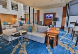 Hôtel Miami - Hilton Miami Airport Blue Lagoon-2