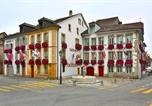Hôtel Delley-Portalban - Hôtel du Port-3