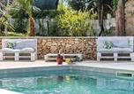 Location vacances Ortelle - Poggiardo Holiday Home Sleeps 7 with Pool and Air Con-4