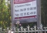 Hôtel Saint-Aubin-sur-Scie - Chambres d'Hôtes Villa Mon Repos-3