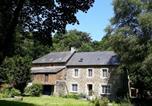 Hôtel Ploumagoar - Le vieux moulin-1