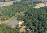 Camping  Naturiste Aquitaine - Domaine naturiste de Chaudeau-1