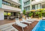 Location vacances Playa del Carmen - Lovely One Bedroom With Amazing Terrace View!!-1