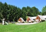 Location vacances Naklo - Wooden Cabin Kamna Gorica-2