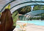 Camping avec Ambiance club Vielle-Saint-Girons - Camping Landes Azur-1