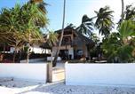 Location vacances  Tanzanie - Beachfront Villa Hideaway Zanzibarhouses-4