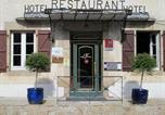 Hôtel Chamboulive - Hôtel Deshors-Foujanet