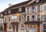 Hôtel Verdun-sur-le-Doubs - Hotel De La Cloche-4
