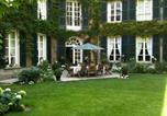 Hôtel Barjouville - Le Jardin Cathedrale-2