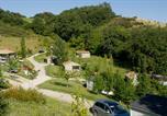 Camping avec WIFI Ariège - Domaine du Bourdieu-2