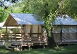 Camping avec Site nature Chassiers - Flower Camping Saint Amand-1