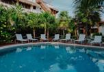 Hôtel Río Lagartos - Holbox Deluxe Apartments-4