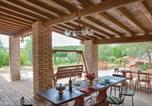 Location vacances Montefiascone - Holiday home Montefiascone 96 with Outdoor Swimmingpool-2