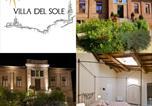 Hôtel Sovicille - Villa del Sole-1