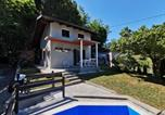 Location vacances Grimacco - Cosy cottage with views near Kobarid-3