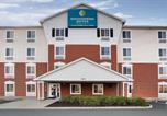 Hôtel Richmond - Woodspring Suites Richmond West I-64-1