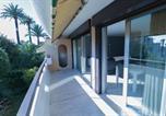 Location vacances Le Cannet - Studio parking fibre piscine-2