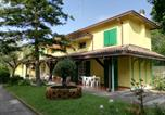 Hôtel Modène - B&B Villa dei Cigni Reali-1