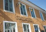 Village vacances Suède - Trosa Stadshotell & Spa-1