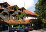 Hôtel München, gemeindefreies Gebiet - Hotel Restaurant Forstwirt-1