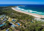 Villages vacances Batemans Bay - Racecourse Beach Tourist Park-1